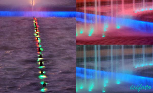 agua y color