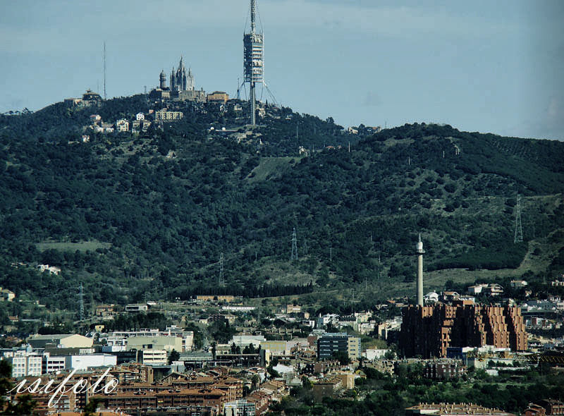 Tibidabo, (Barcelona)