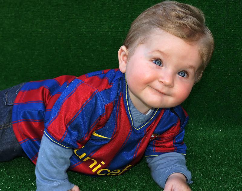 Gerard 8 meses