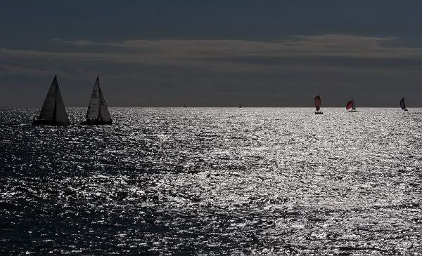 Navegant entre llums