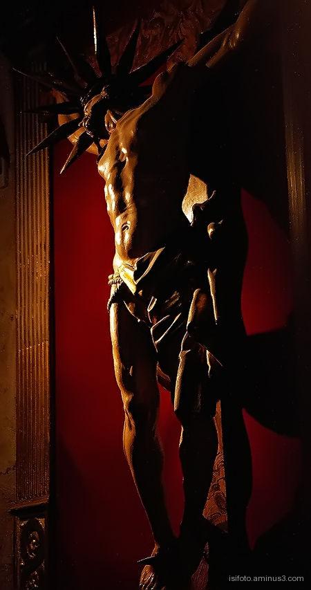 Cristo de la Catedral de Tarragona