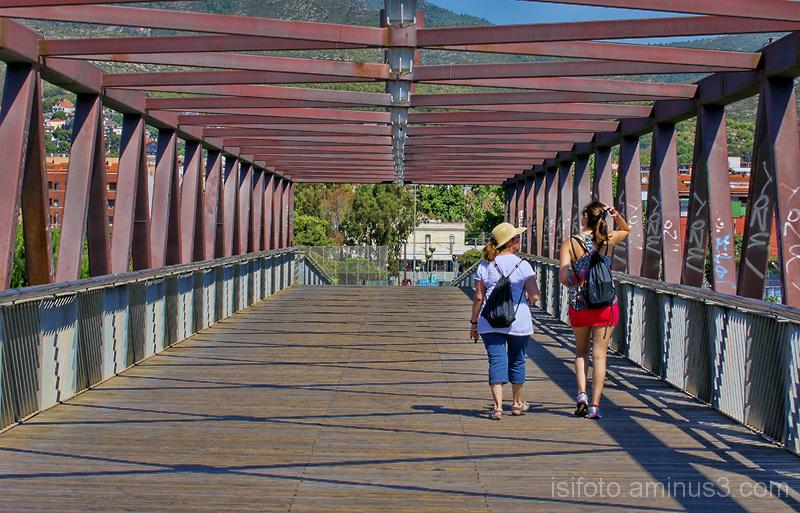 Paseando - walking