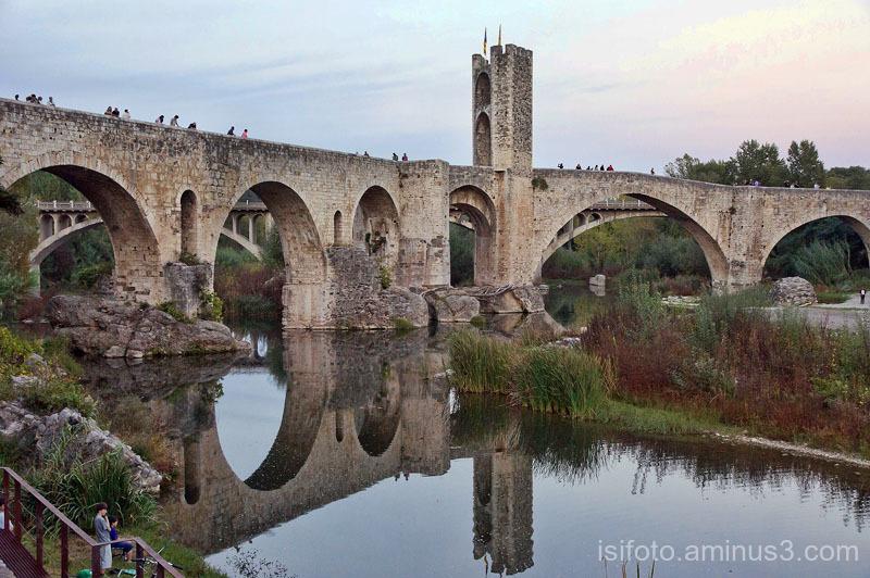 Besalu ,Catalonia