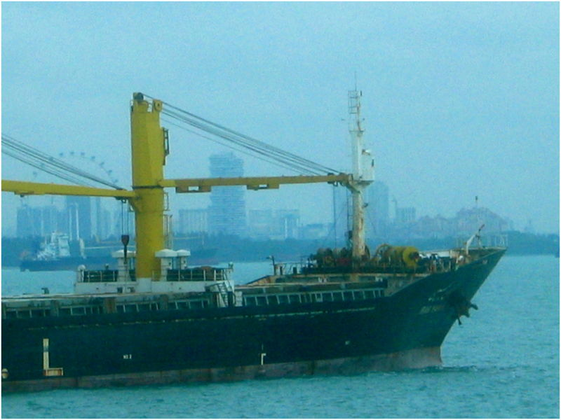 singapore shipping