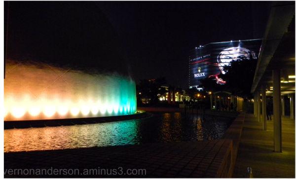 kowloon fountain