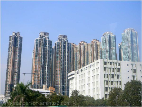 kowloon high-rise density living