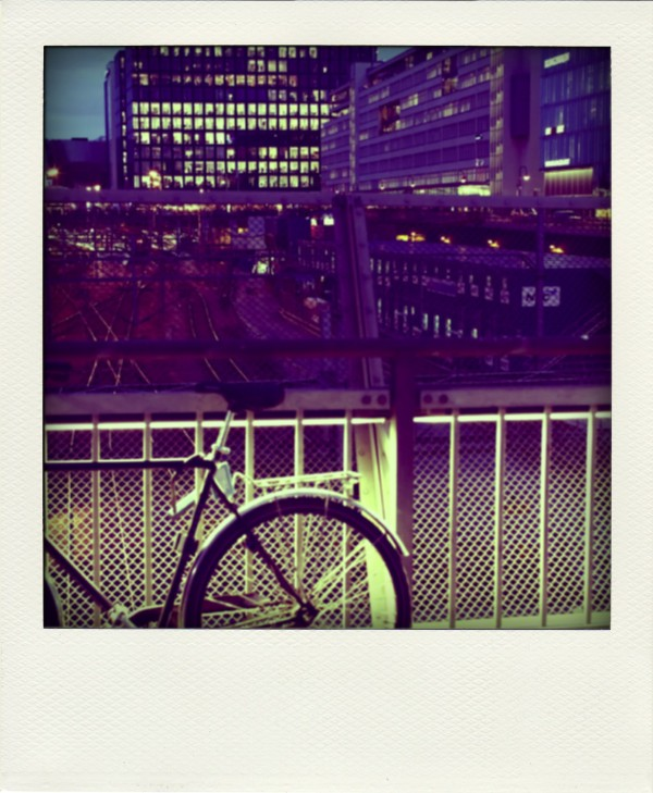 The Blue Bycicle
