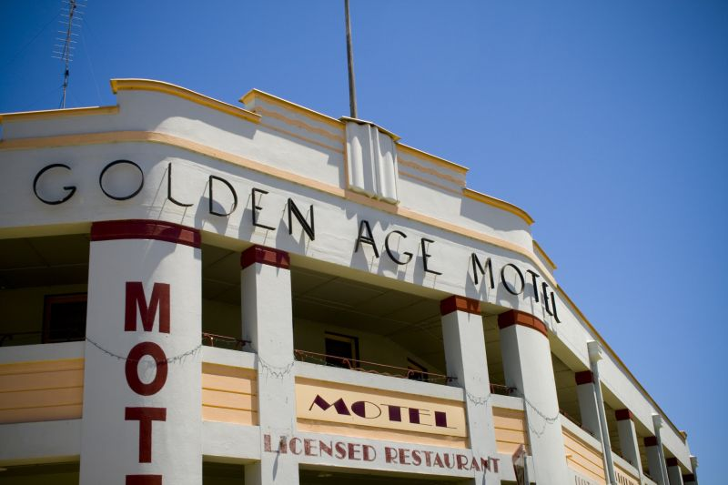 Golden Age Motel Omeo