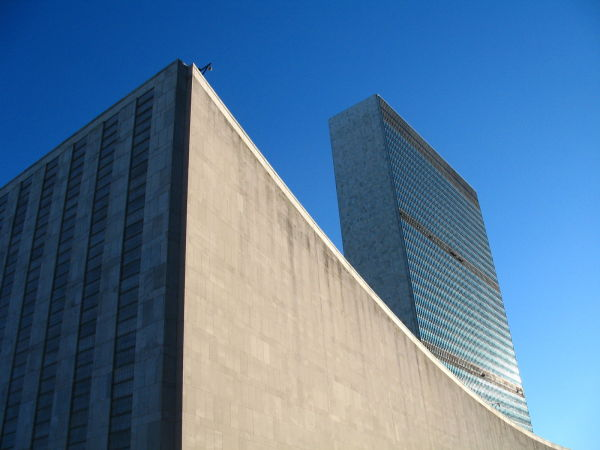 UN New York City