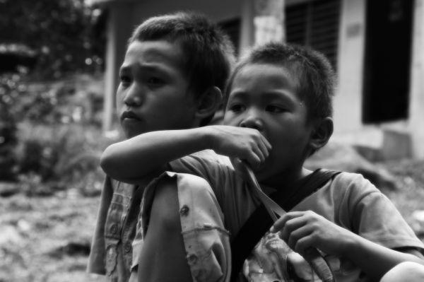"Kids Amidst the ""war"""