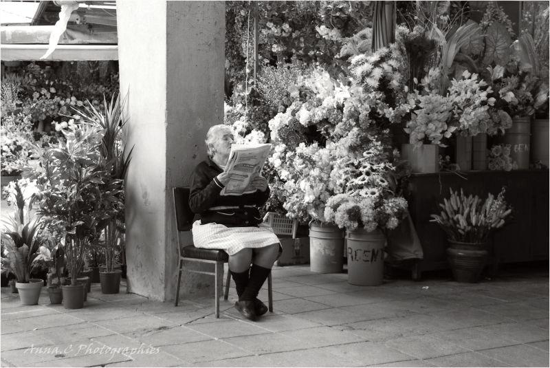 La Fleuriste