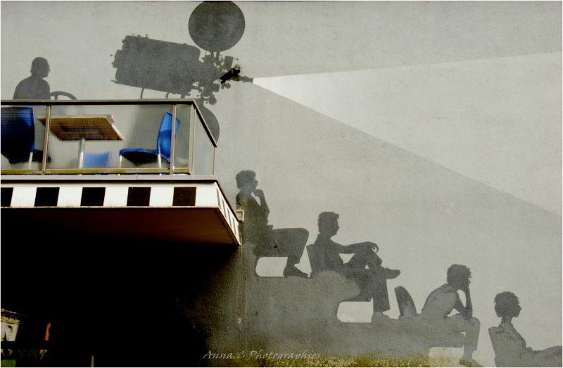 Le projectionniste