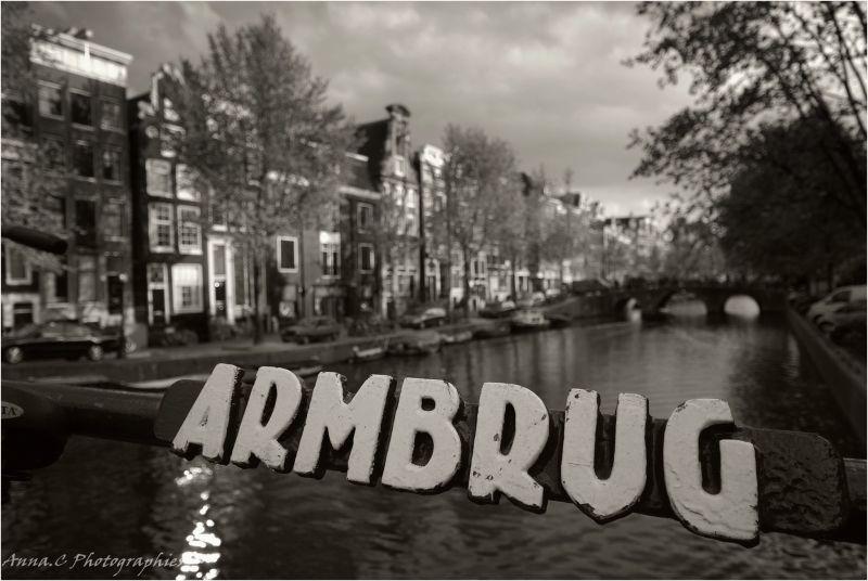 Sur les ponts d'Amsterdam...1/3