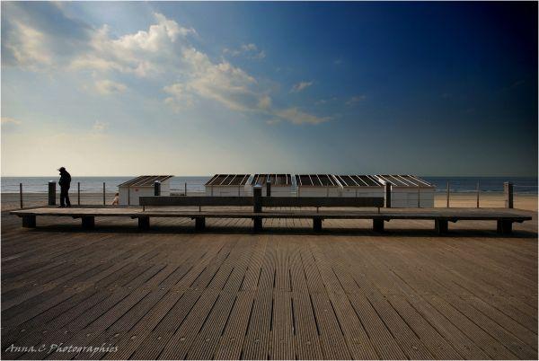 Sur les planches d'Ostende
