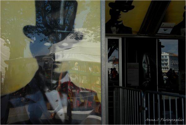Le Fantôme du Docteur Mabuse plane sur la ville