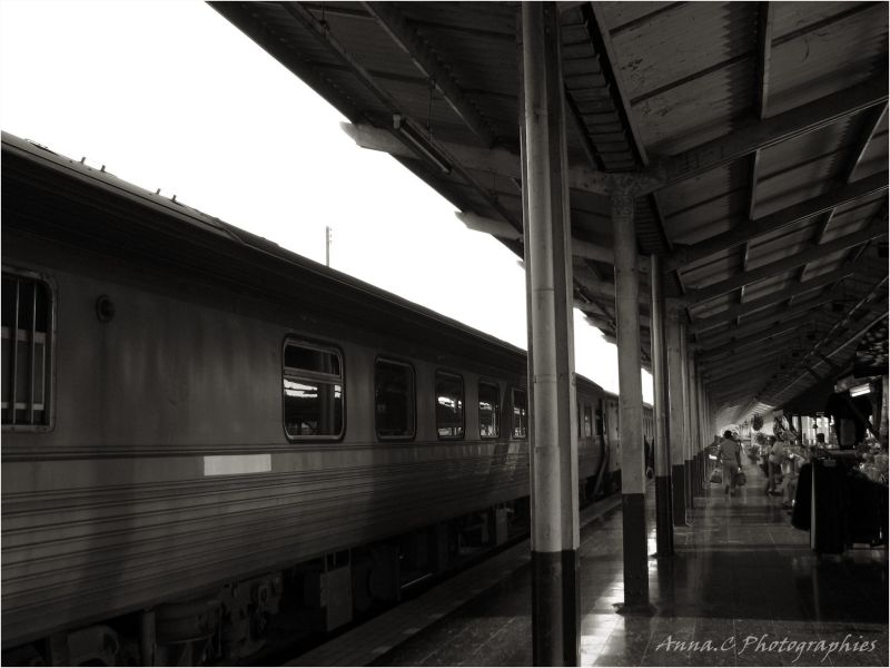 Bangkok Express # 1