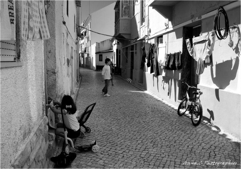 Jeux de rue # 1