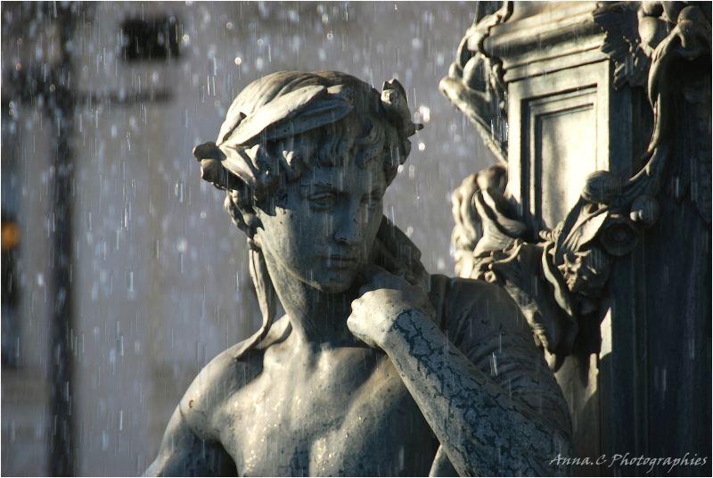 A quoi rêvent les statues ?