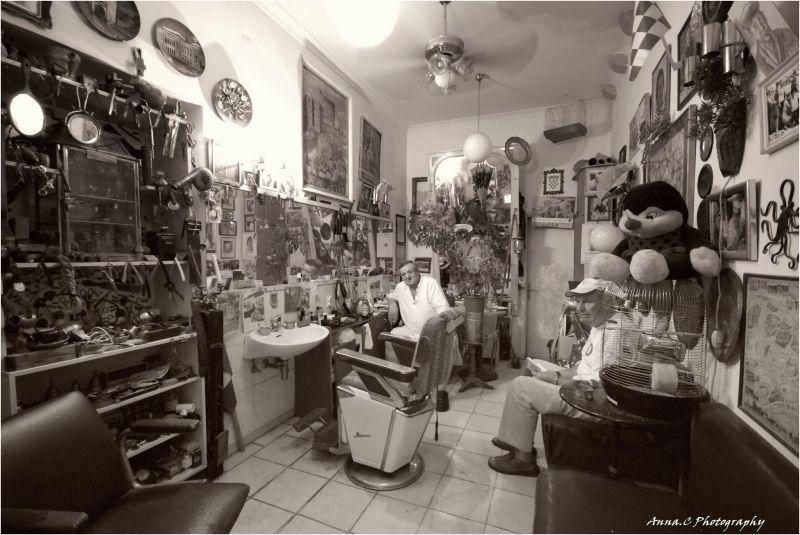 Le barbier de Dubrovnik