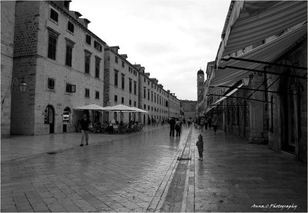 Lost in Dubrovnik