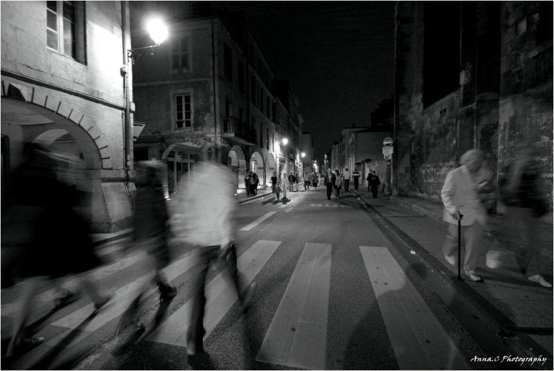 Fantômes de la nuit # 1