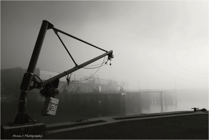 Un port dans la brume #3