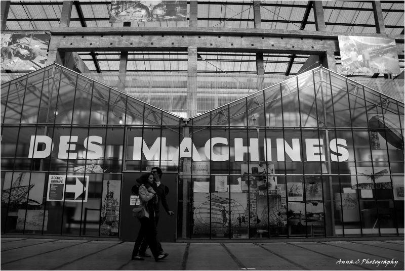 On est pas des machines !