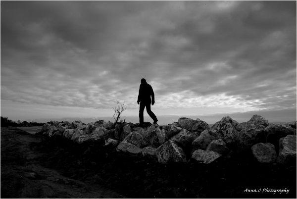 L'homme en marche
