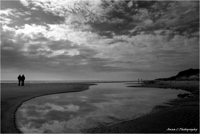 Le miroir aux nuages