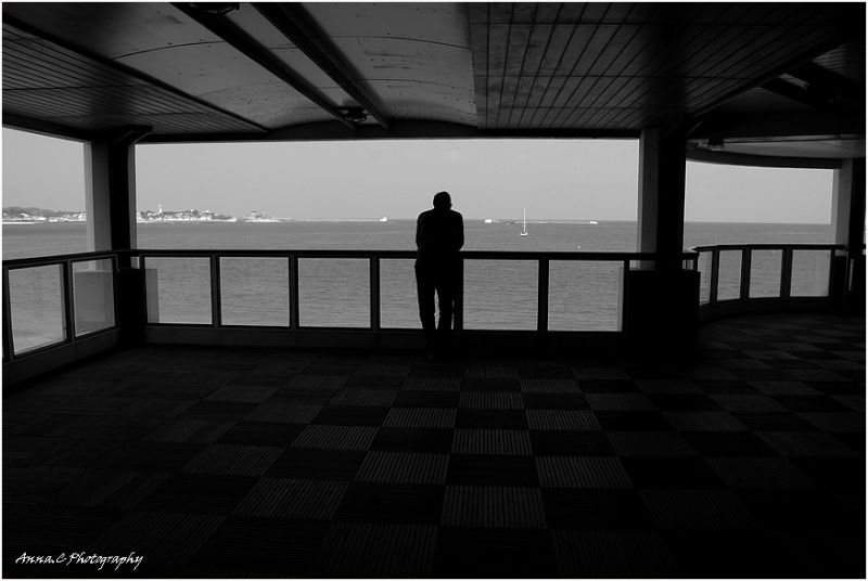 Contemplation solitaire