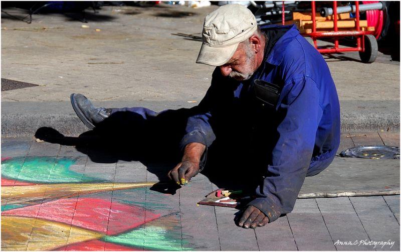 Artiste de rue