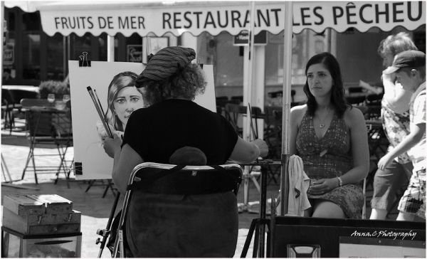 Artiste de rue #2