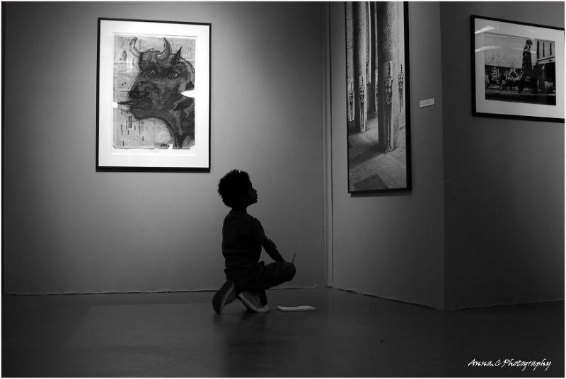 L'enfant à la découverte de l'Art