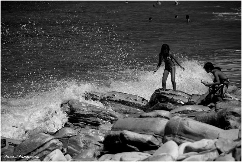 The last wave of summer
