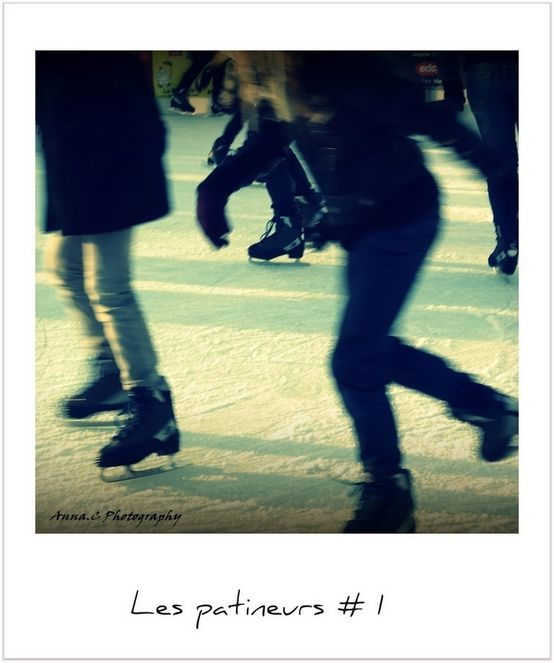 Série pola : Les patineurs # 1
