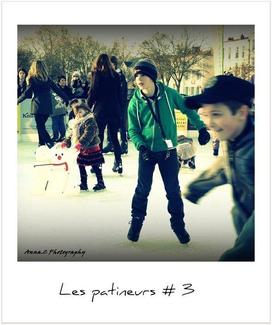 Série pola : Les patineurs # 3
