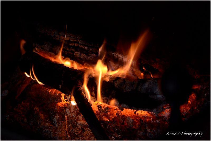 Un dimanche au coin du feu