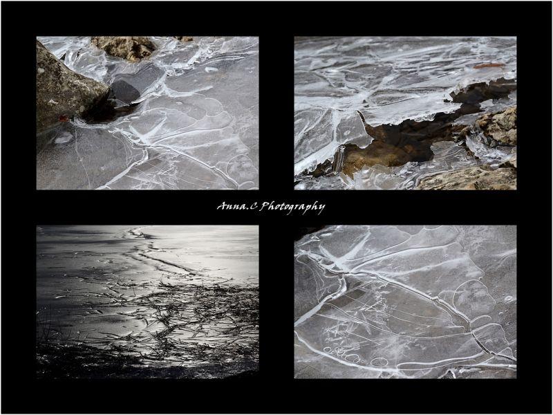 sur le lac gelé # 2