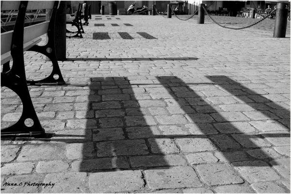 A l'ombre des bancs