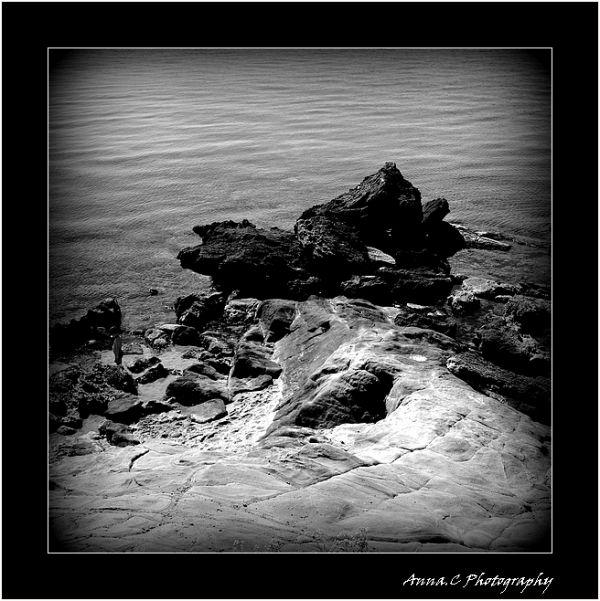 Black Rocks # 3