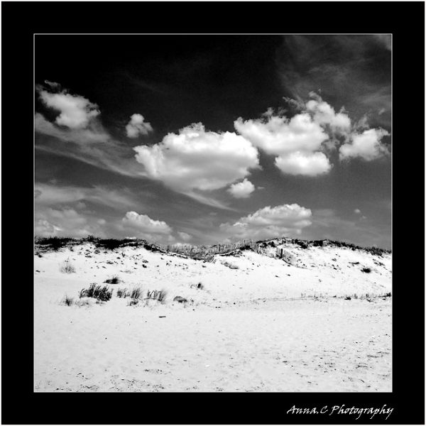 Beyond the dune