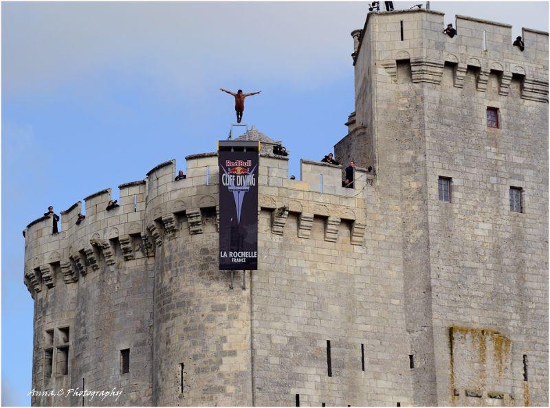 Vol au-dessus de la Tour