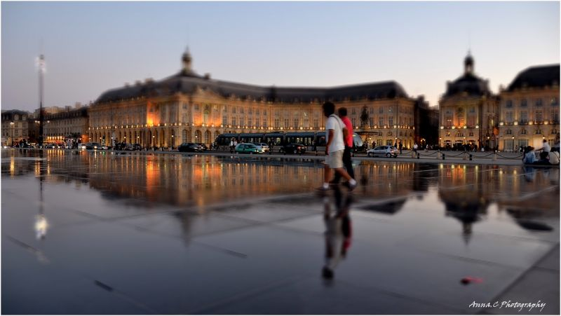 Reflets de Bordeaux # 1