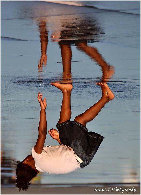Reflets de Bordeaux # 5 : La danse sur l'eau