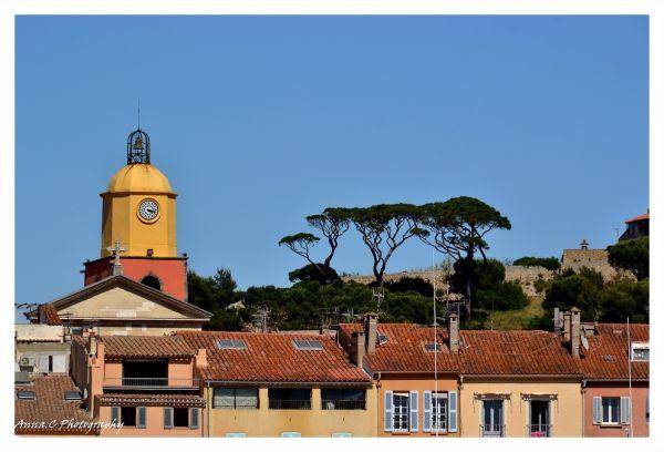 les couleurs de Saint Tropez # 1