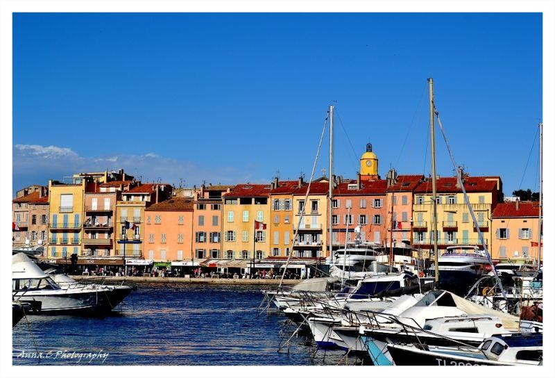 les couleurs de Saint-Tropez # 7 Fin