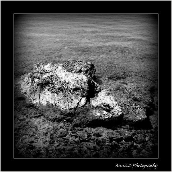 Black Rocks # 4