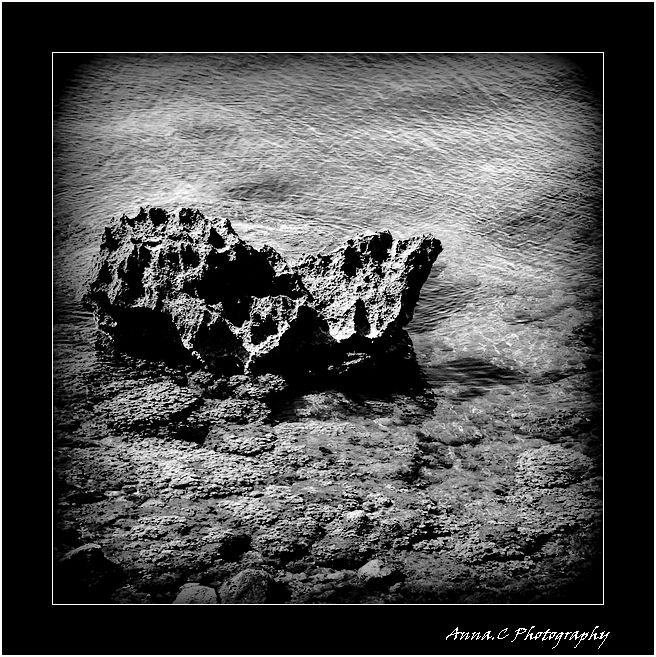 Black Rocks # 7