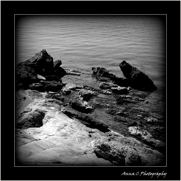 Black Rocks # 8
