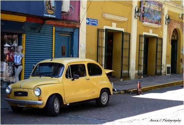 Buenos Aires # 9 La Boca   Rendez vous